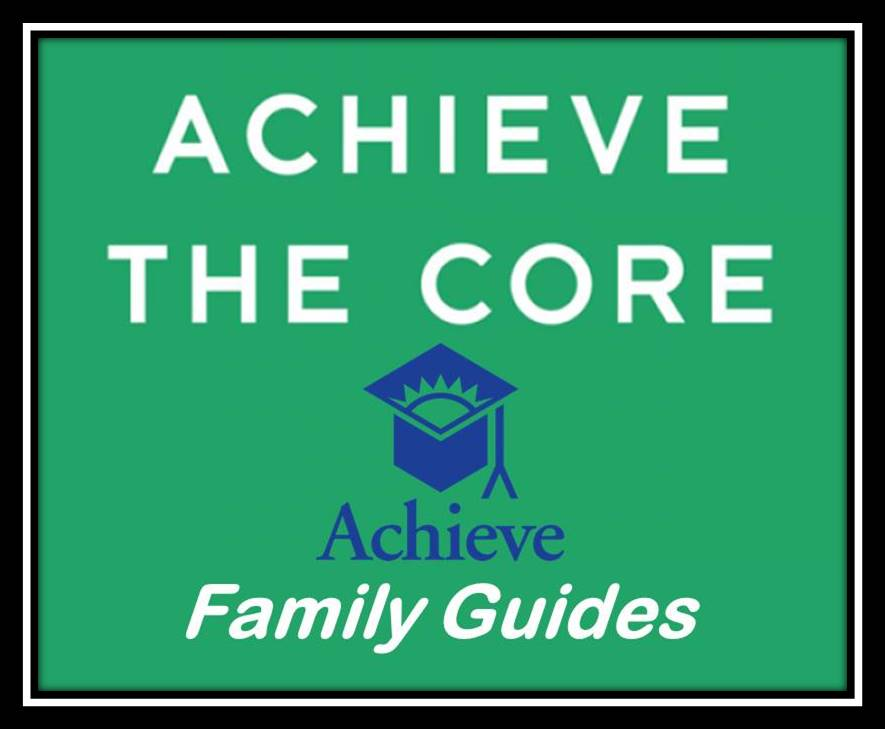 Achieve the Core Family Guides